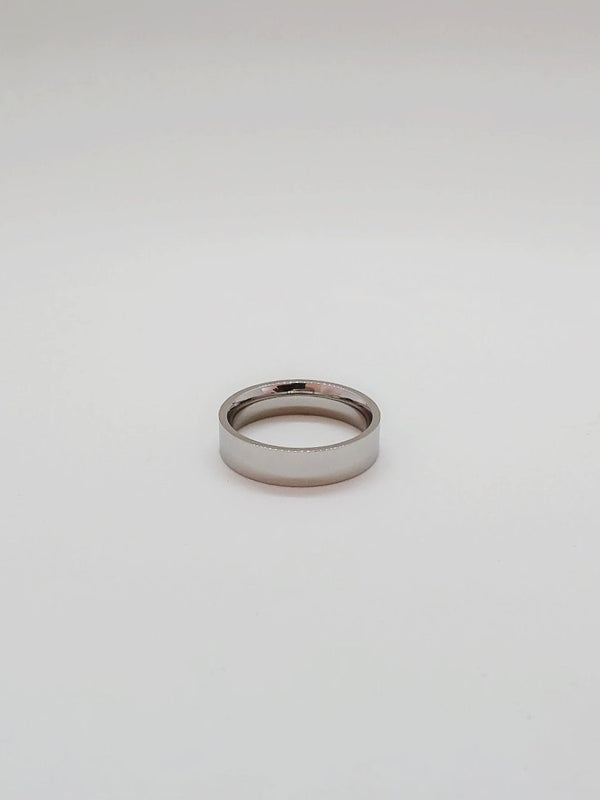 Silver Ring - 6mm