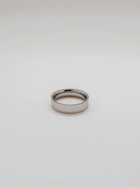 SUM Silver Ring - 6mm
