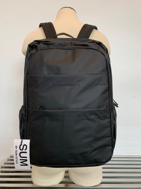 Urban Back Pack - Black
