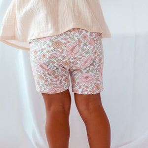 Bike Shorts | Lara Print