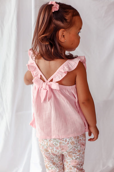 Isabel Top | Fairy Floss