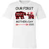 OUR FIRST MOTHER'S DAY Unisex Jersey Short-Sleeve T-Shirt