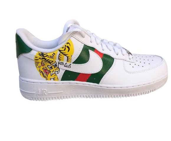 Nike Air Force 1- Custom- Tiger Japan - DANDY CUSTOM SHOP