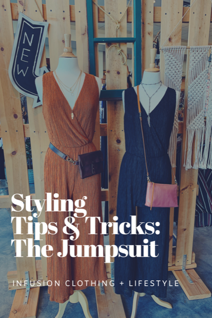 Styling Tips & Tricks: The Jumpsuit