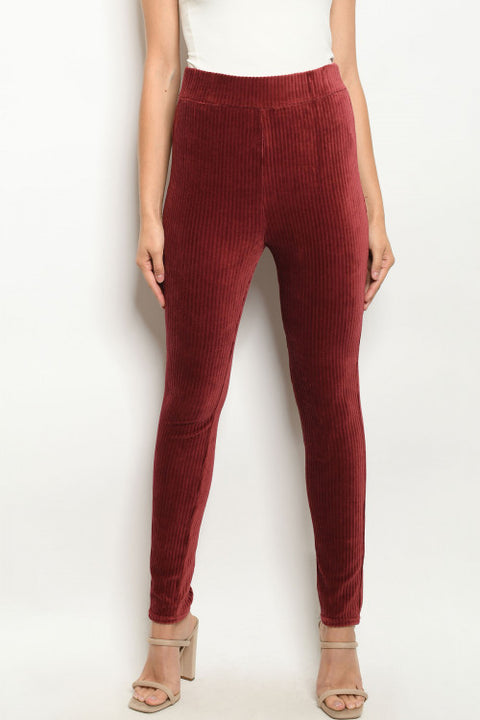 Bold And Brick Pants