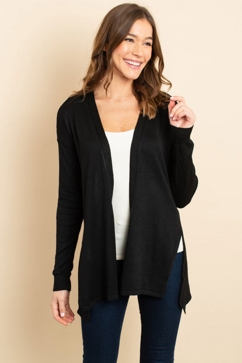 Best Basic Black Cardigan