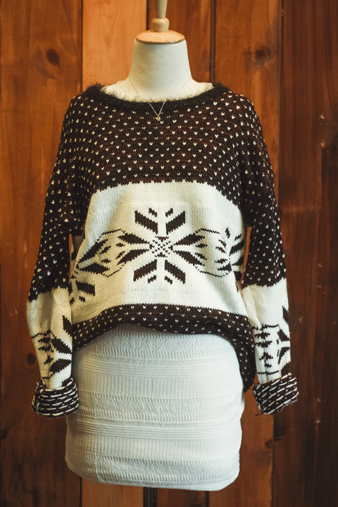 Black Ivory Sweater
