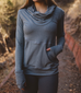 Fontanillis Hoodie Dark Slate Heather