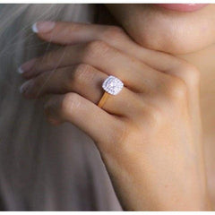 AILBHE Diamond Engagement Ring | Gear Jewellers