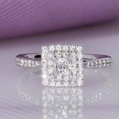 FINCH Diamond Engagement Ring | Gear Jewellers