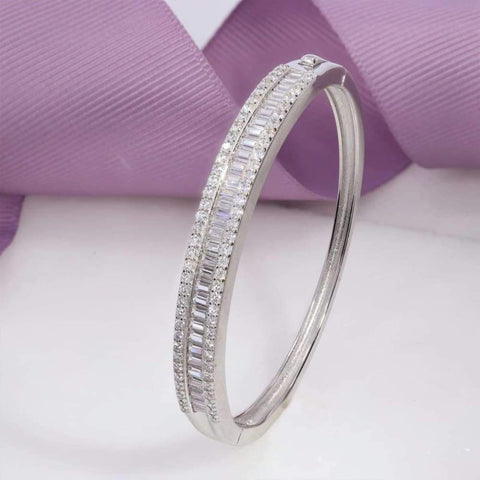 GLAM Baby Bangle in Sterling Silver
