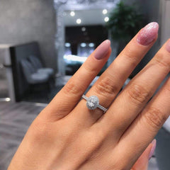 HOLLY Diamond Engagement Ring | Gear Jewellers