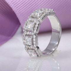 Meredith Diamond Eternity Ring