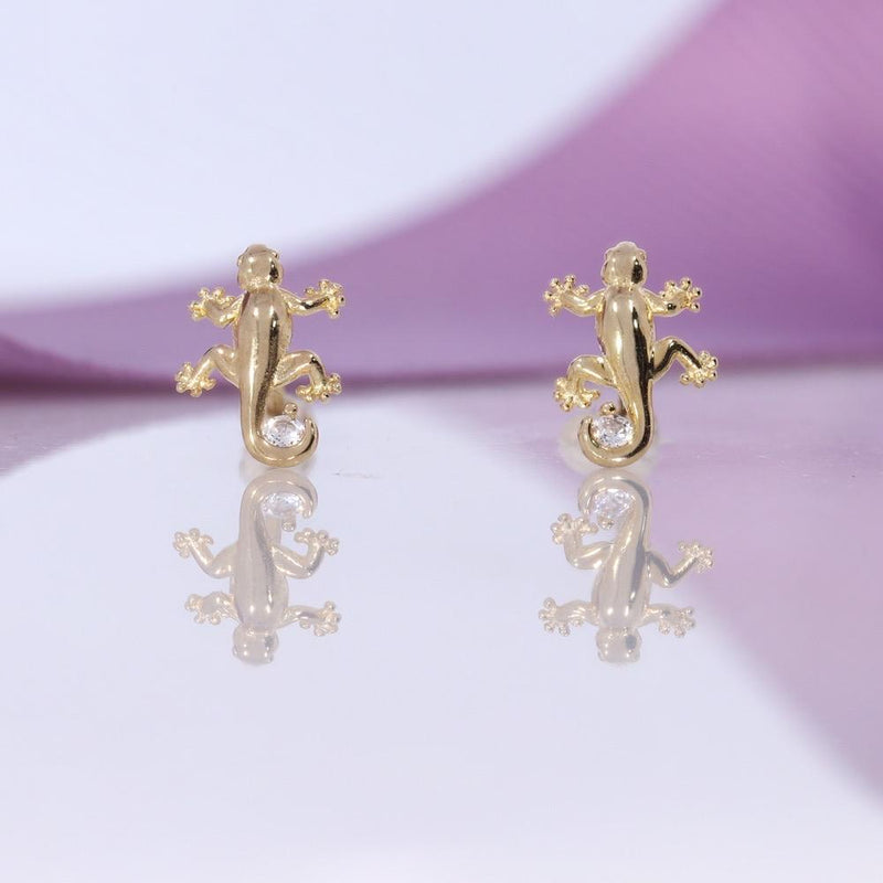 Gecko | 9ct Gold