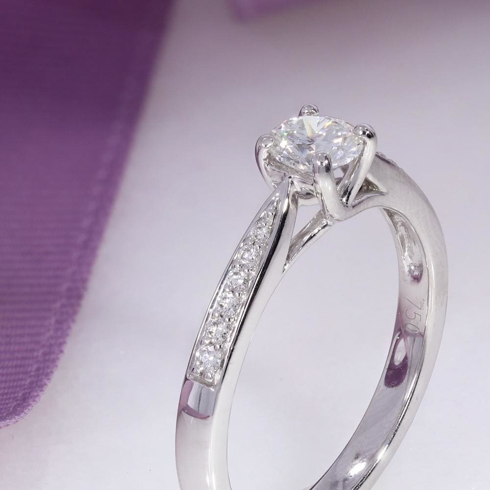 ALEX | Diamond Engagement Ring - Rings
