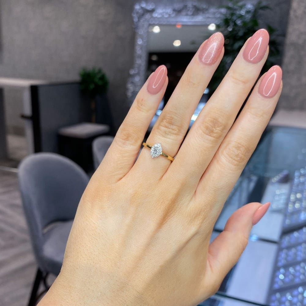 ALICE | Diamond Engagement Ring - Rings