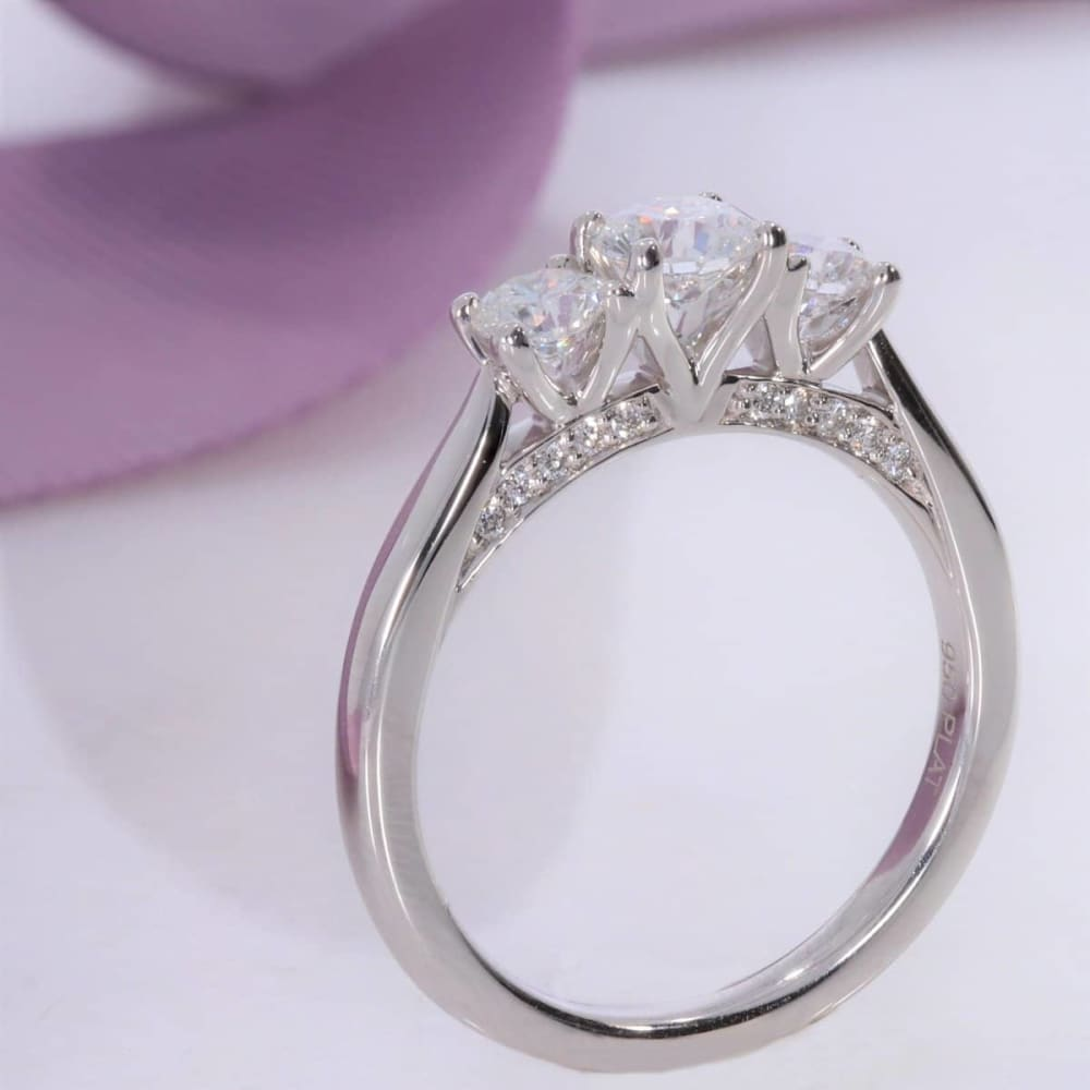 APHRODITE | Diamond Engagement Ring - Rings