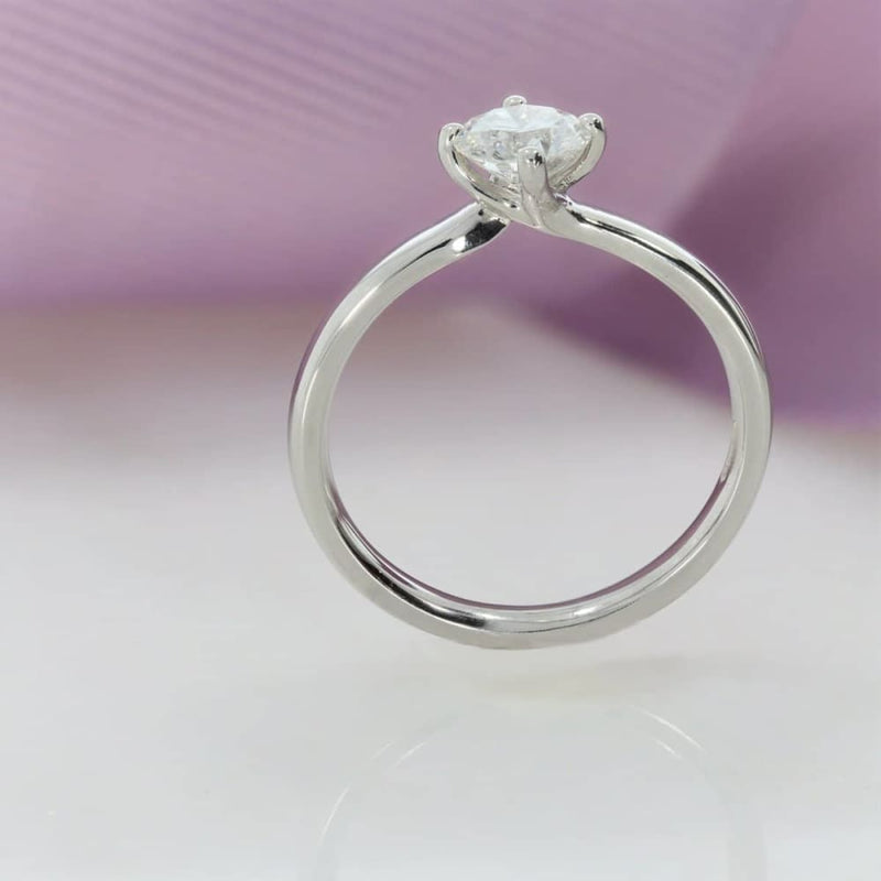 ARCHER - 0.65ct | Diamond Engagement Ring - Rings