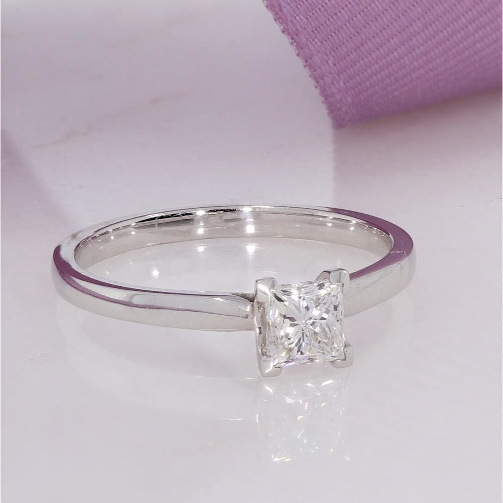ASHLEY | Diamond Engagement Ring - Rings