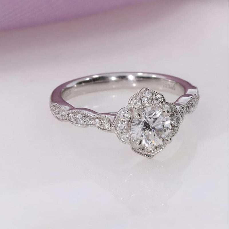 ASTRID | Diamond Engagement Ring - Gear Jewellers Parnell Street Dublin