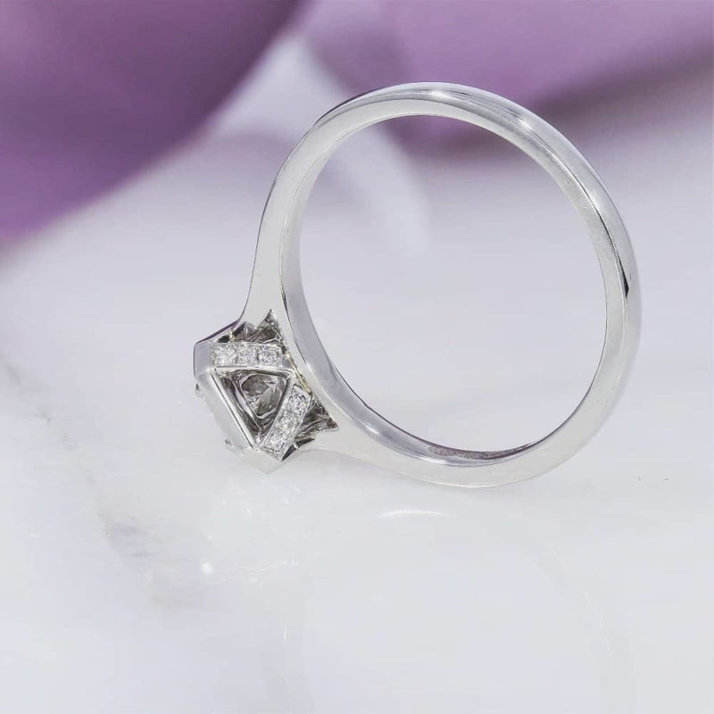 ATHENA | Diamond Engagement Ring - Gear Jewellers Parnell Street Dublin