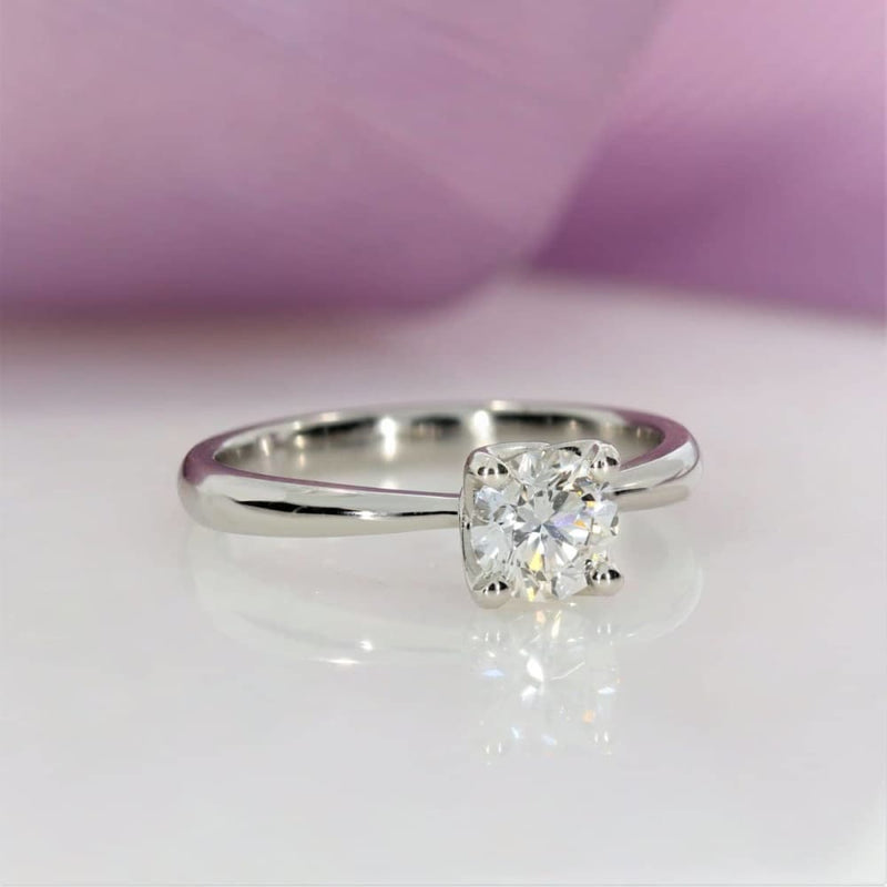 CIARA | Diamond Engagement Ring - Gear Jewellers Parnell Street Dublin