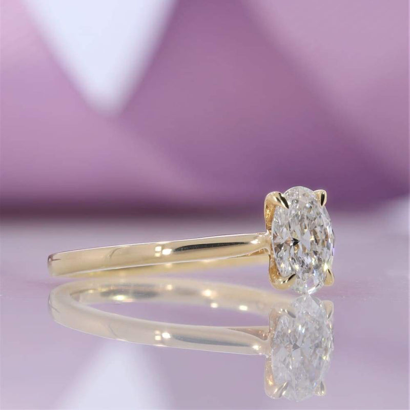 DELVIN | Diamond Engagement Ring - Gear Jewellers Parnell Street Dublin