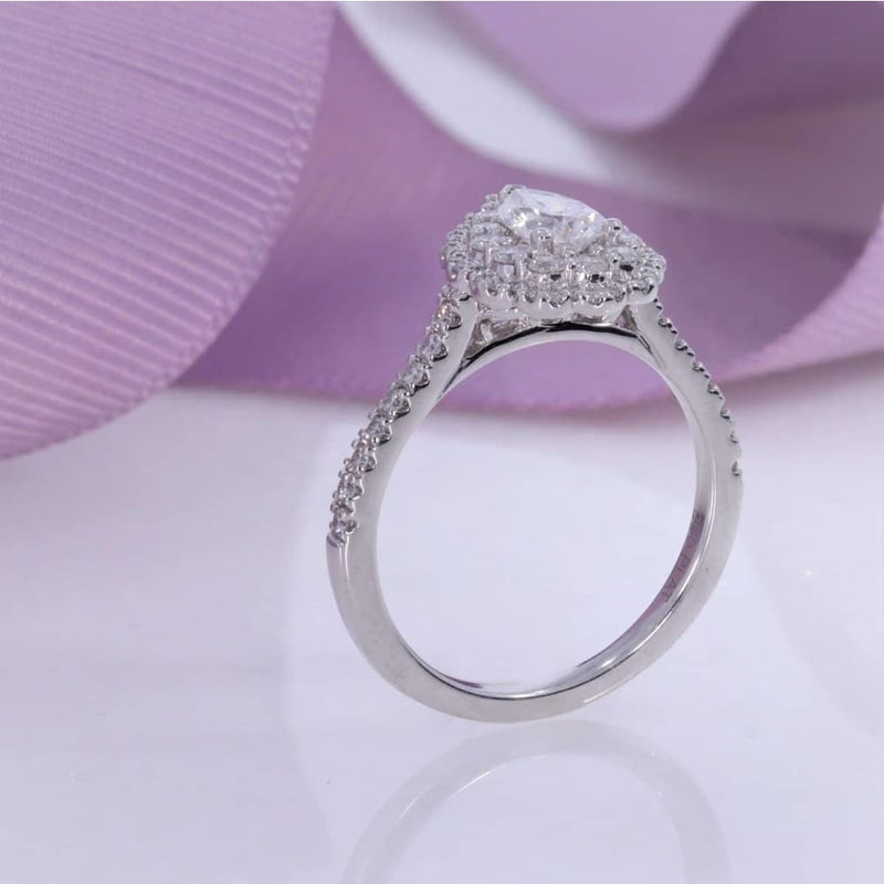 EMPEROR | Diamond Engagement Ring - Rings