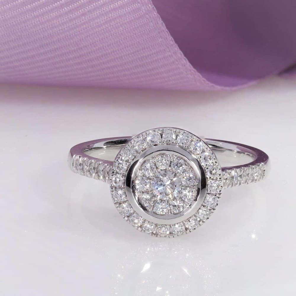 JOLIE | Diamond Engagement Ring - Rings
