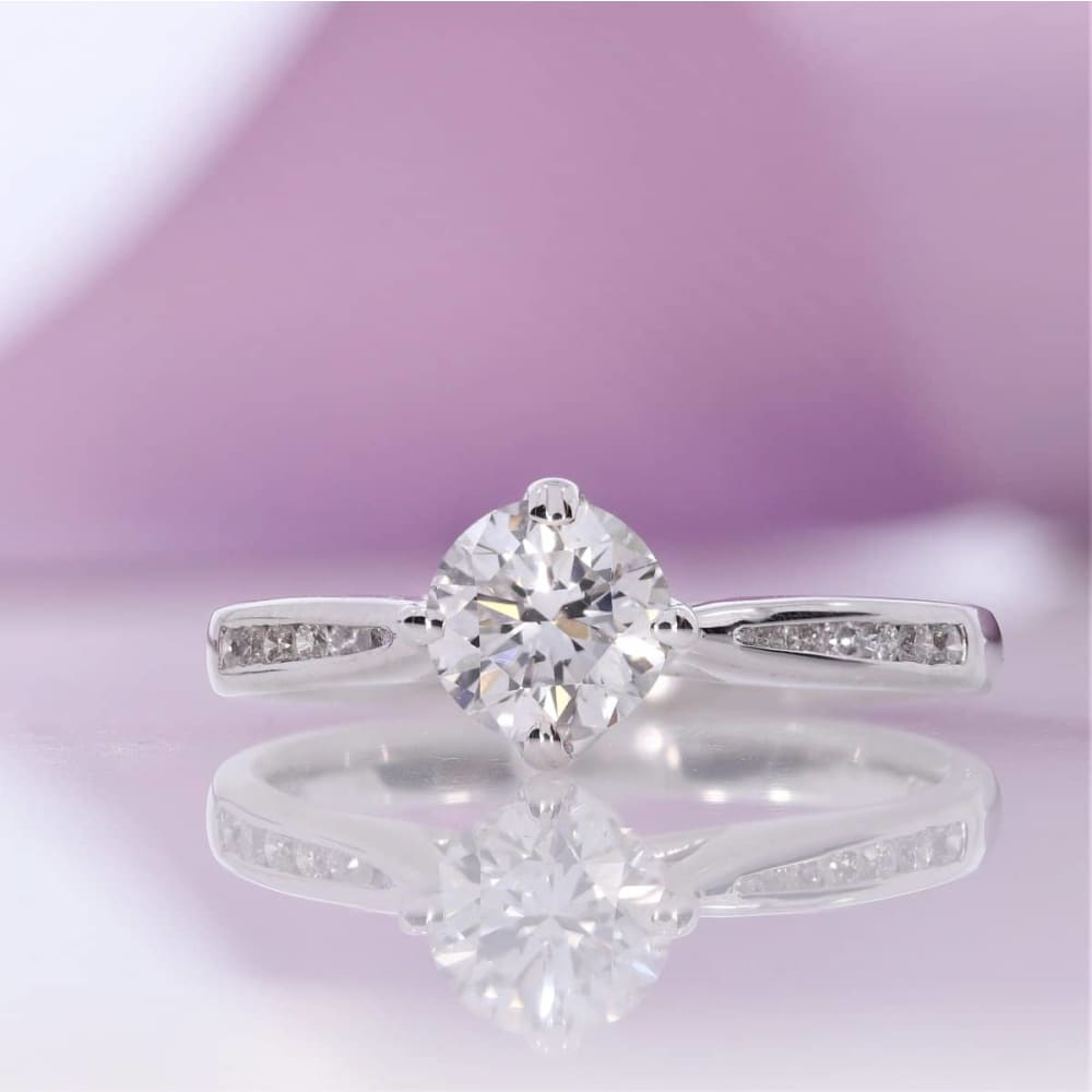 Kate | Diamond Engagement Ring - Gear Jewellers Parnell Street Dublin