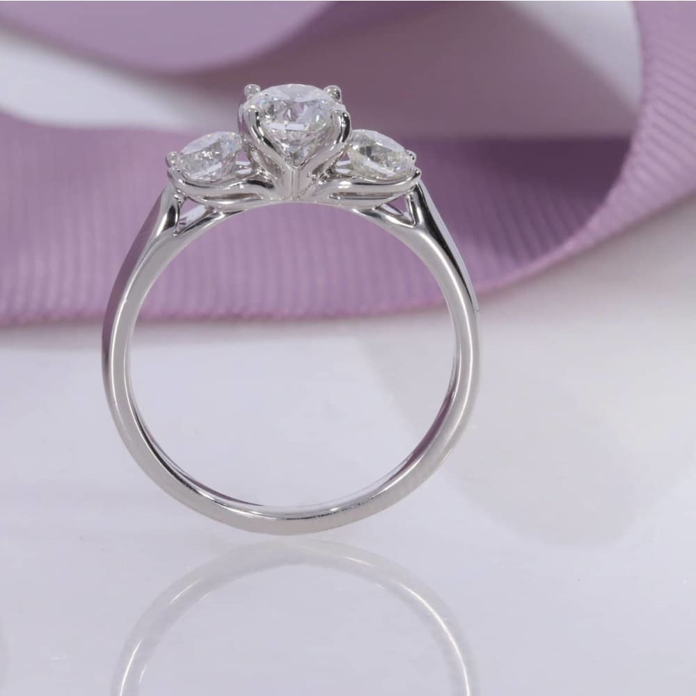 LEXI - 1.25ct | Diamond Engagement Ring - Rings