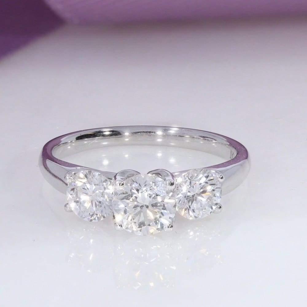 LEXI - 1.53ct | Diamond Engagement Ring - Rings