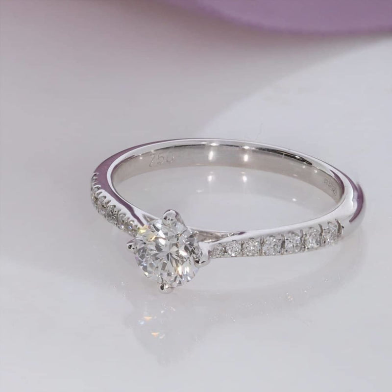 LIBBY | Diamond Engagement Ring - Gear Jewellers Parnell Street Dublin