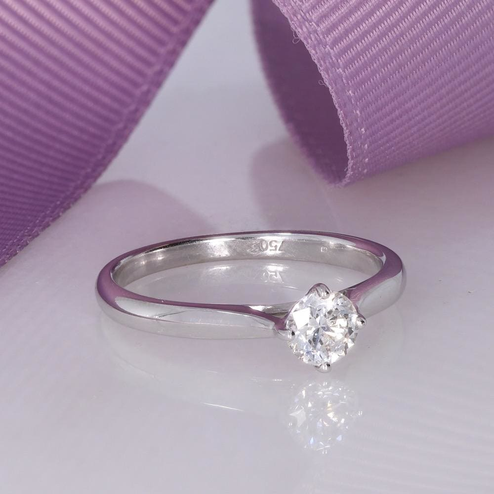LUCY | Diamond Engagement Ring - Rings
