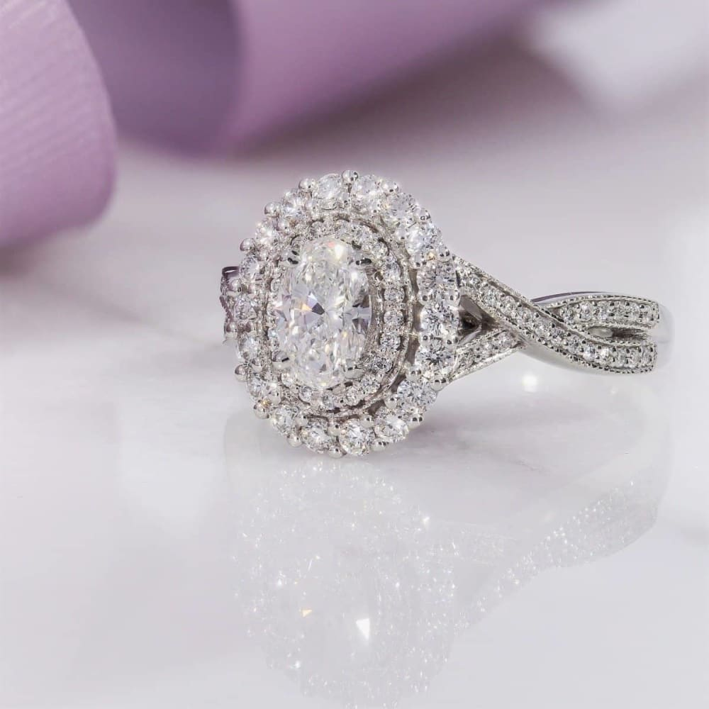 Gear Jewellers Dublin Diamond Engagement Ring