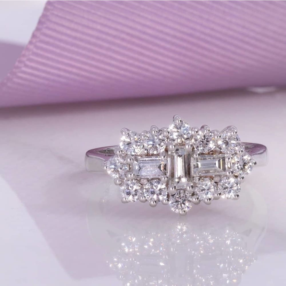 ROYAL - 1.06ct | Diamond Engagement Ring - Rings