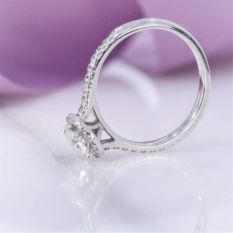 SAOIRSE | Diamond Engagement Ring - Gear Jewellers Parnell Street Dublin