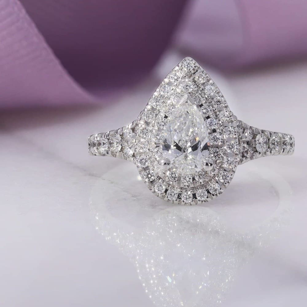 SOFIA | Diamond Engagement Ring - Rings