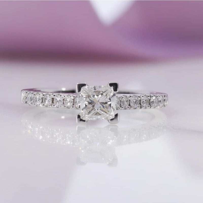 SPENCER | Diamond Engagement Ring - Gear Jewellers Parnell Street Dublin