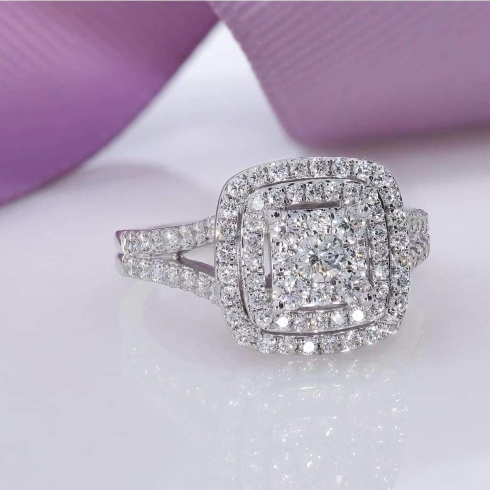 Diamond Engagement ring Gear Jewellers Dublin