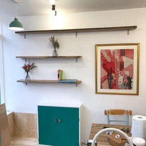 Ash Boards - South Planks, Barton, Reclaimed Wood, Home Interiors, Cafe