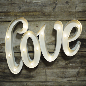 Love Wall Decoration