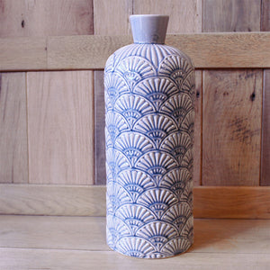 Decorative Grey Vase