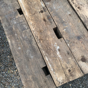 Pack of 20 Reclaimed Beams / Joists - South Planks, Barton, Reclaimed Wood, Home Interiors, Cafe