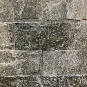 Silver Loose Stone Cladding - South Planks, Barton, Reclaimed Wood, Home Interiors, Cafe
