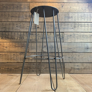 Bar Stool - Hairpin Leg - South Planks, Barton, Reclaimed Wood, Home Interiors, Cafe