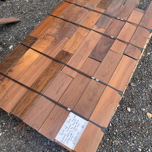 Pack of 16m2 Reclaimed Hardwood T&G Flooring - South Planks, Barton, Reclaimed Wood, Home Interiors, Cafe