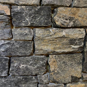 Charcoal Natural Stone Cladding
