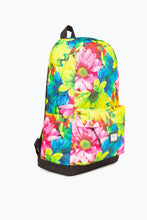 Load image into Gallery viewer, RAINBOW FLORAL CORE BACKPACK