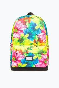 RAINBOW FLORAL CORE BACKPACK